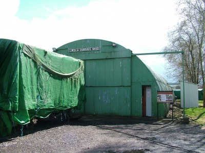LMSCA Carriage Shed
