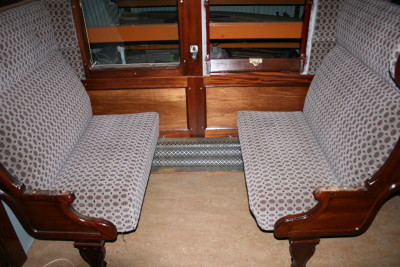 Seating bay