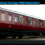 The restoration of LMS 7828 in four minutes
